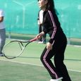 テニス珍プレー1