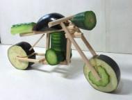 ベジタリアンバイク